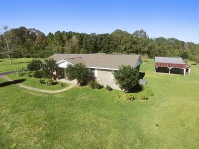 Covington County Single Family Home For Sale: 626 Bethel Church Rd.