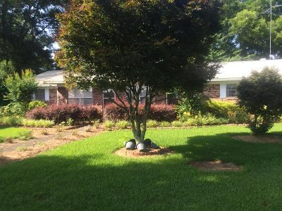 Mize Single Family Home For Sale: 1200 Scr 20