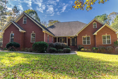 Covington County Single Family Home For Sale: 23 Briar Wood Dr.