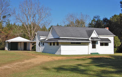 Hattiesburg Single Family Home For Sale: 120 McPhail Rd.