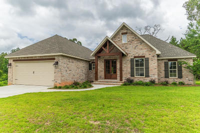 Sumrall Single Family Home For Sale: 38 W Crockett