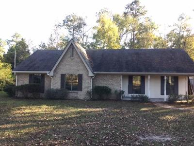 Petal Single Family Home For Sale: 415 Trussel Rd.