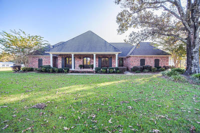 Sumrall Single Family Home For Sale: 18 Eric Nobles Ln.