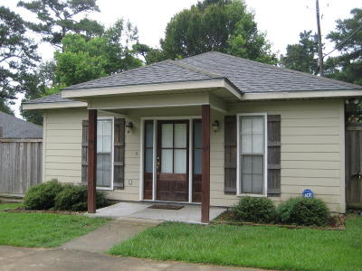 Hattiesburg Single Family Home For Sale: 3 Cannon Cove