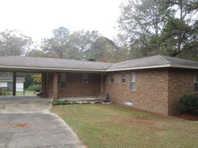 Petal Single Family Home For Sale: 21 Kelly Rose Ln.