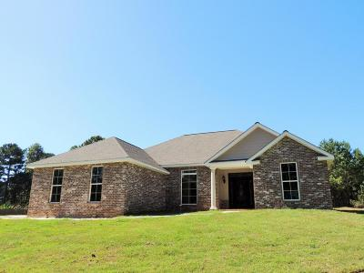 Purvis Single Family Home For Sale: 615 Baker Rd.