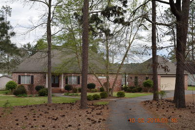 Hattiesburg Single Family Home For Sale: 370 W Lake Rd.