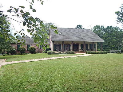 Seminary, Sumrall Single Family Home For Sale: 193 Wm Johnson Rd.