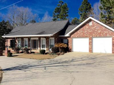 Purvis Single Family Home For Sale: 268 Mitchell Rd.