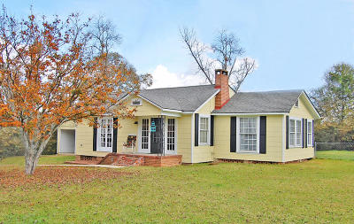 Purvis Single Family Home For Sale: 314 Bay St.