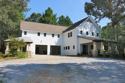 Petal Single Family Home For Sale: 455 Lynn Ray Rd.