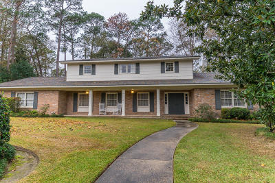 Hattiesburg Single Family Home For Sale: 4 Belle Wood