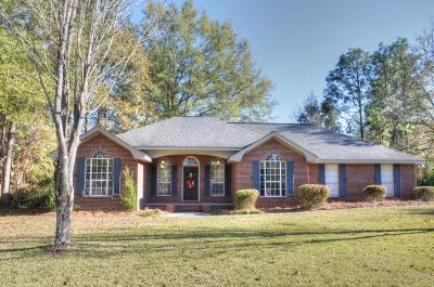 Hattiesburg Single Family Home For Sale: 16 St Andrews