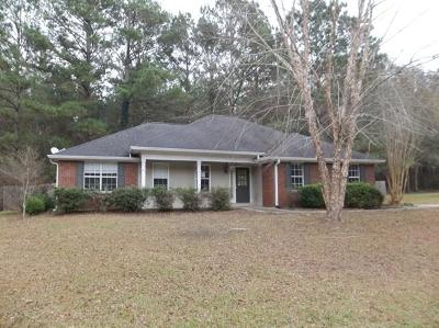 Sumrall Single Family Home For Sale: 8 Southdown Rd.