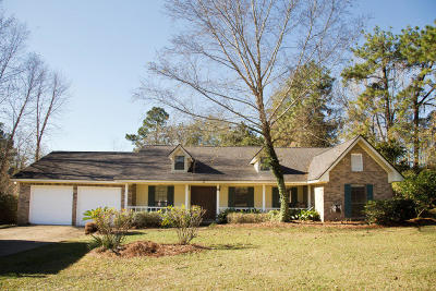 Hattiesburg Single Family Home For Sale: 49 Baracuda Dr.