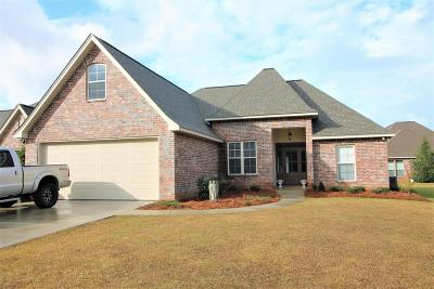 Hattiesburg Single Family Home For Sale: 97 Village Dr.