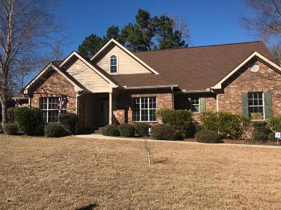 Hattiesburg Single Family Home For Sale: 31 Chapel Hill Blvd E