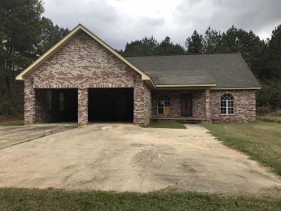 Petal Single Family Home For Sale: 233 Sheeplo Loop