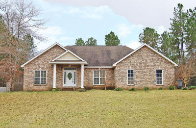 Petal Single Family Home For Sale: 63 Southfork Dr.