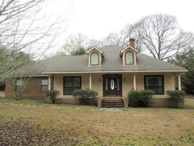 Seminary, Sumrall Single Family Home For Sale: 75 Oloh Rd.