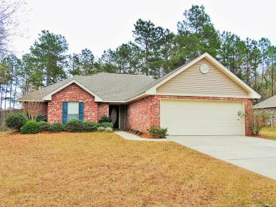 Petal, Purvis Single Family Home For Sale: 266 Lost Orchard Dr.