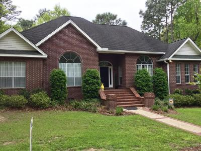 Hattiesburg Single Family Home For Sale: 33 Alex Ln.