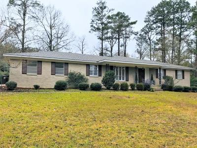 Hattiesburg Single Family Home For Sale: 105 Woodhaven Cir.