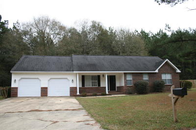 Seminary, Sumrall Single Family Home For Sale: 12 Southdown Dr