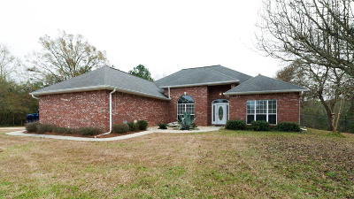 Hattiesburg Single Family Home For Sale: 40 Deer Hollow