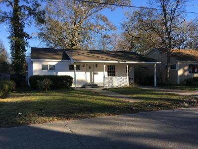 Hattiesburg Single Family Home For Sale: 416 S 13th Ave.