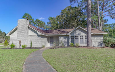 Hattiesburg Single Family Home For Sale: 100 Belfort Dr.