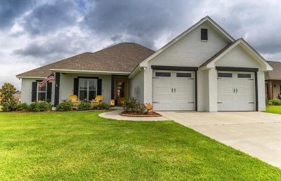 Seminary, Sumrall Single Family Home For Sale: 5 E Sycamore
