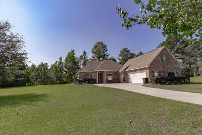 Hattiesburg Single Family Home For Sale: 21 Pine Meadow Loop