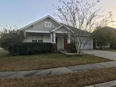 Hattiesburg Single Family Home For Sale: 1 Carrington Ct.