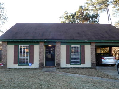 Hattiesburg Single Family Home For Sale: 130 A Fox Run Dr.