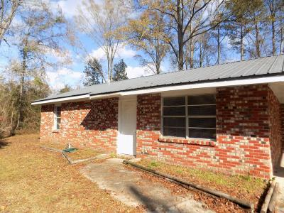 Seminary, Sumrall Single Family Home For Sale: 9 Elm St.