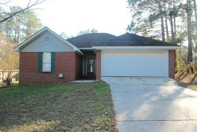 Seminary, Sumrall Single Family Home For Sale: 58 N Mill