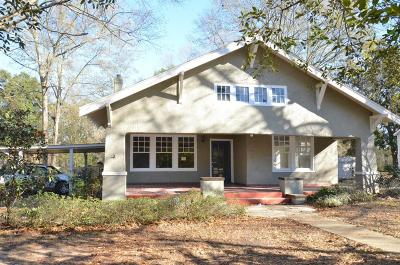 Hattiesburg Single Family Home For Sale: 610 Bay St.