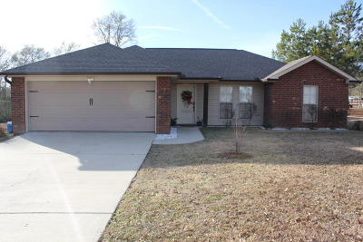 Hattiesburg Single Family Home For Sale: 381 Ryan Rd.