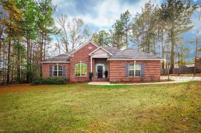 Hattiesburg Single Family Home For Sale: 12 Pine Meadow Loop