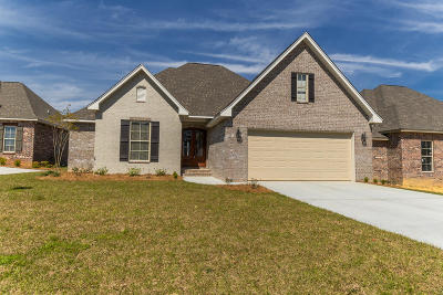 Hattiesburg Single Family Home For Sale: 33 Thornbury Ln.