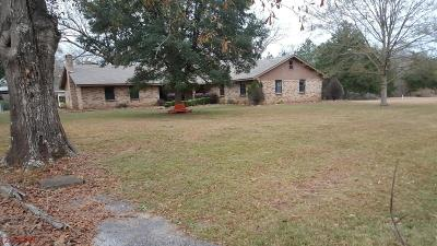 Seminary, Sumrall Single Family Home For Sale: 43 J Thrash Rd.
