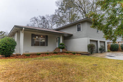 Hattiesburg Single Family Home For Sale: 3405 Tiltree