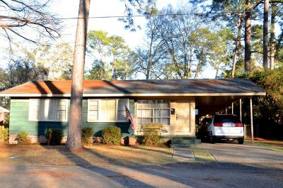 Hattiesburg Single Family Home For Sale: 610 S 22nd Ave.