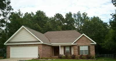 Hattiesburg Single Family Home For Sale: 132 Lexington Cir.
