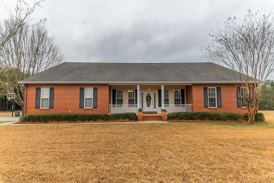 Hattiesburg Single Family Home For Sale: 297 Tucker Rd.