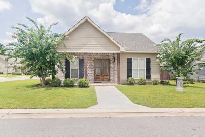 Sumrall Single Family Home For Sale: 4 Caitlynn Cir.