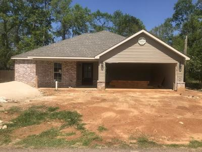 Petal MS Single Family Home For Sale: $136,500