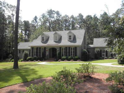 Hattiesburg Single Family Home For Sale: 3404 Southaven Dr.