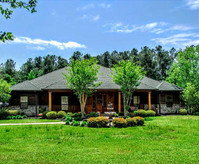 Petal Single Family Home For Sale: 40 Corinth Rd.